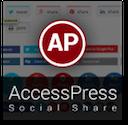 beste-wordpress-plugins-AccessPress-Social-Share